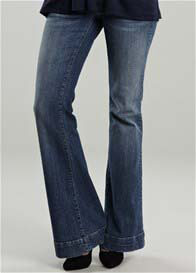 Maternal America - Classic Wash Bootcut Jeans