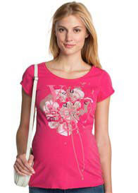 Esprit - You Are Magic Tee in Azalea