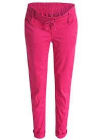 Esprit - Chino Pants in Azalea - ON SALE
