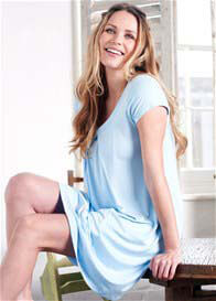 Floressa - Lara Blue Hospital Nursing Gown