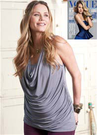 Floressa - Cassie Draped Nursing Tunic - ON SALE
