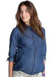 Esprit - Denim Shirt