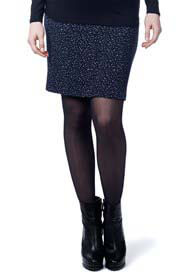 Noppies - Eva Skirt In Dark Blue Print