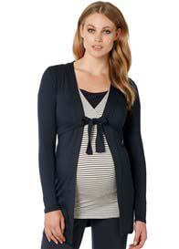 Noppies - Carline Jersey Cardigan in Dark Blue - ON SALE
