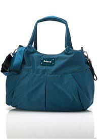 Babymel - Zahra Nappy Bag in Teal