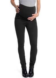 Esprit - Black Slim Straight Cotton Pants
