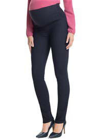 Esprit - Over Bump Denim Jeggings in Dark Wash