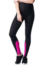 Noppies - Zana Active Leggings in Black/Pink