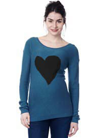 Noppies - Tori Heart Knit Jumper