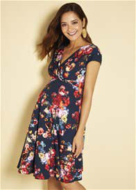 Tiffany Rose - Alessandra Floral Dress in Midnight Garden