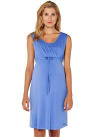 Esprit - Columbine Blue Nursing Dress