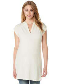 Noppies - Ione Cotton Tunic in Off-White