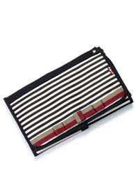 Babymel - Change Station Clutch in Navy Stripe
