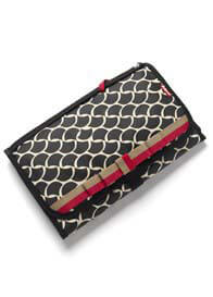 Babymel - Change Station Clutch in Black Wave