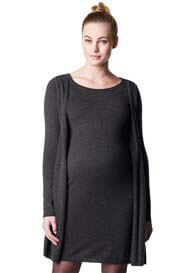 Noppies - Haeli Knit Dress w Attached Cardigan