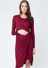 Ripe Maternity - Side Knot Dress