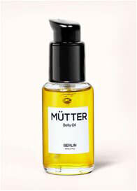 Mutter Belly Oil in Lemon Blend