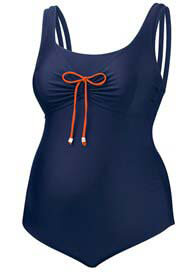 Amoralia - Juniper Swimsuit in Navy