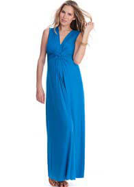 Seraphine - Seaside Blue Maxi Dress - ON SALE
