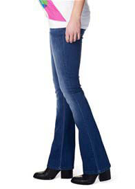 Supermom - Flared Jeans in Stone Wash