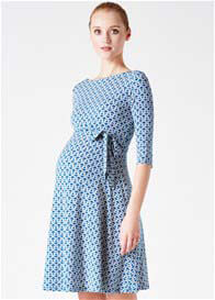 Leota - Sailors Knot Print Dress