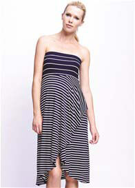 Maternal America - Mixed Stripe Dress / Skirt