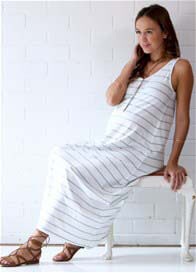 Trimester™ - Dante Stripe Maxi Dress
