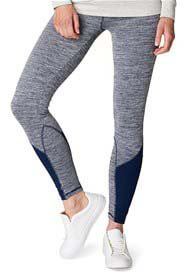 Esprit - Wellness Active Leggings in Night Blue Melange
