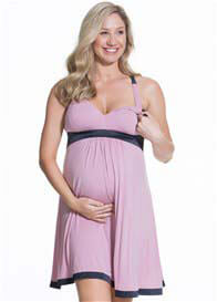 Cake Maternity - Gateau Rose Nursing Nightdress