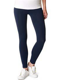 Esprit - Over Bump Leggings in Night Blue