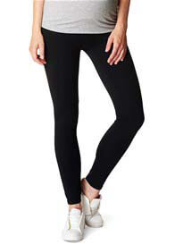 Esprit - Over Bump Leggings in Black