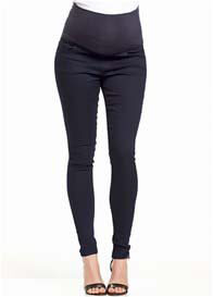 Soon Maternity - Over Belly Dark Wash Jeans