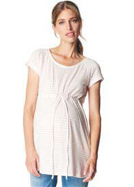 Esprit - Drawstring Waist Tunic Top