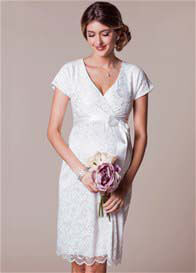 Tiffany Rose - Bridget Lace Wedding Dress in Ivory