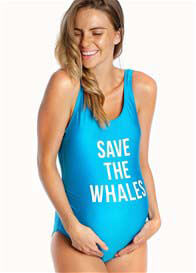 Mamagama - Save The Whales Swimsuit