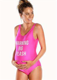 Mamagama - Warning Big Splash Swimsuit