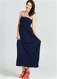 Milky Way - Strapless Nursing Maxi Dress