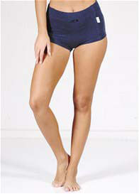 QueenBee® - Elyana Boyleg Briefs in Navy