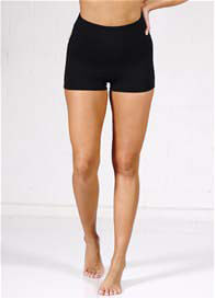 QueenBee® - Ronnica Organic Cotton Shorts in Black
