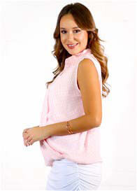 Floressa - Frankie Pink Signature Layer Top - ON SALE