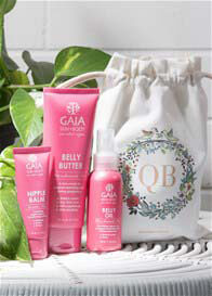 Queen Bee - Trilogy Gaia Gift Set