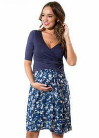 Trimester® - Lauren Crossover Nursing Dress