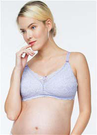 Belabumbum - Tallulah Lace Nursing Bra in Lilac - ON SALE