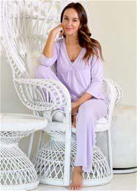 Floressa - Desi Nursing PJ Set