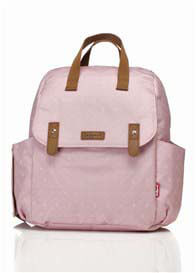 Babymel - Robyn Convertible Backpack in Dusty Pink
