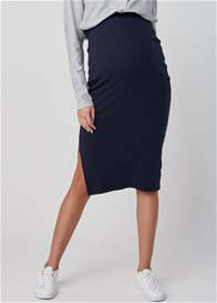 Legoe - London Over Bump Midi Skirt