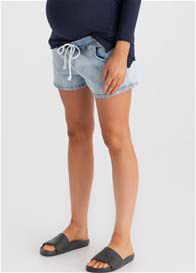 Legoe - Salt Wash Denim Shorties