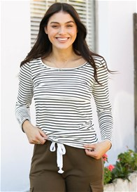 Trimester™ - Clarice Long Sleeve Nursing Top