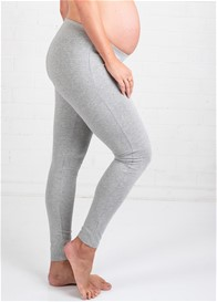 Trimester™ - Oasis Long Maternity Leggings in Grey