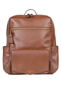 TWELVE little - Peek-a-Boo Backpack in Toffee